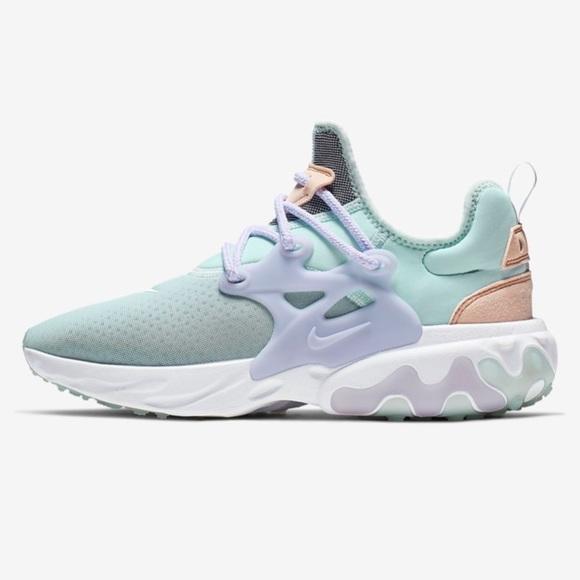 new concept 7b921 32e7d NIKE Presto React Gel Sneakers Shoes women's 6